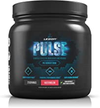 LEGION Pulse, Best Natural Pre Workout Supplement for Women and Men – Powerful Nitric Oxide Pre Workout, Effective Pre Workout for Weight Loss, Top Pre Workout Energy Powder, Watermelon, 1.15lbs