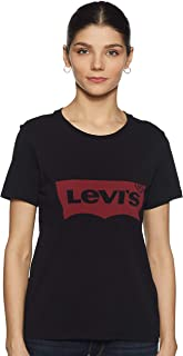 Levi's Women's LE Small Sleeve T- Shirt