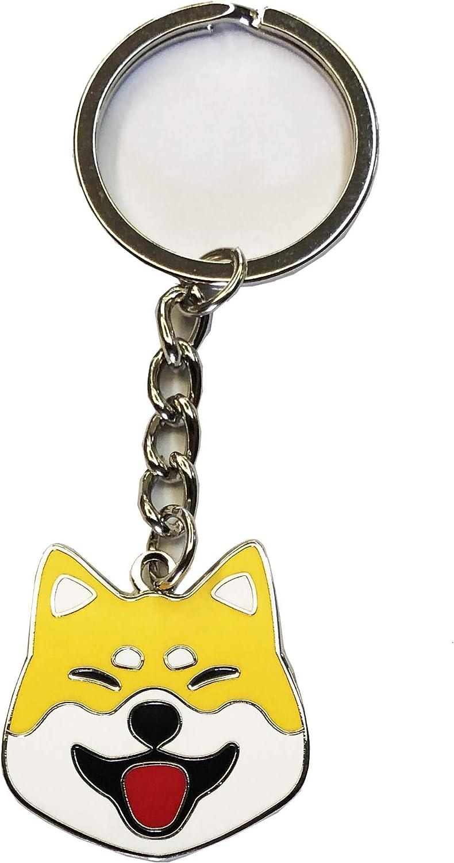 Shiba Inu Dog doge Keychain