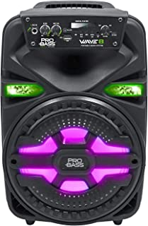 "$69 » Sponsored Ad - Pro Bass Wave 8, Portable Audio System 8"", True Wireless Stereo, MP3 Player, Battery Powered, Bluetooth, Mi..."