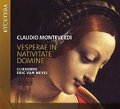 Monteverdi & Gabrieli & Cozzolani: Vesperae in nativitate domine