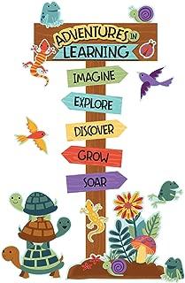 Carson Dellosa Nature Explorers Adventures in Learning Bulletin Board Set (110389)