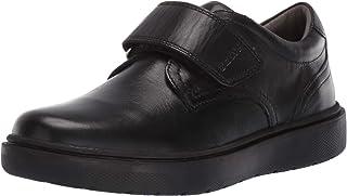Geox Kids' Riddock Boy 4 Velcro Dress Sneaker Shoe School Uniform