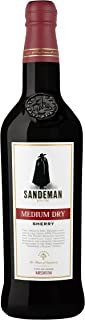 Sandeman Medium Dry Sherry 0,75l