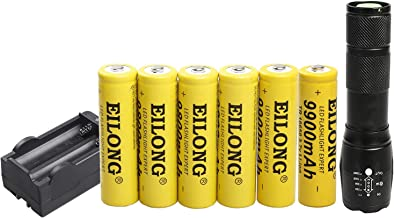 Best li-ion 18650 battery - 3.7 v Reviews