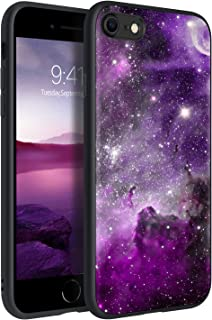 BENTOBEN iPhone SE 2020 Case, iPhone 8 Case, iPhone 7 Case, Slim Fit Glow in The Dark Shockproof Protective Phone Case Hyb...