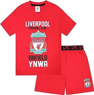 comprar comparacion Liverpool FC - Pijama corto para niño - Producto oficial