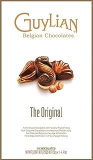 Guylian Original Belgian Chocolate Praliné Sea Shells, 125 g