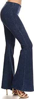 Best stretchy bell bottoms Reviews