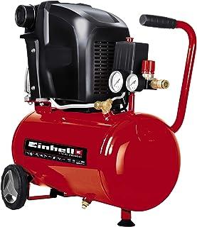 comprar comparacion Einhell 4010460 Compresor expert, 1500 W, 230 V, Rojo, 1