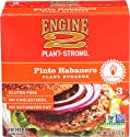 Engine 2, Pinto Habanero Plant Burgers, 3 ct, (Frozen)