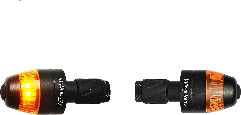 CYCL WingLights mag V3 - Intermitentes para Bicis