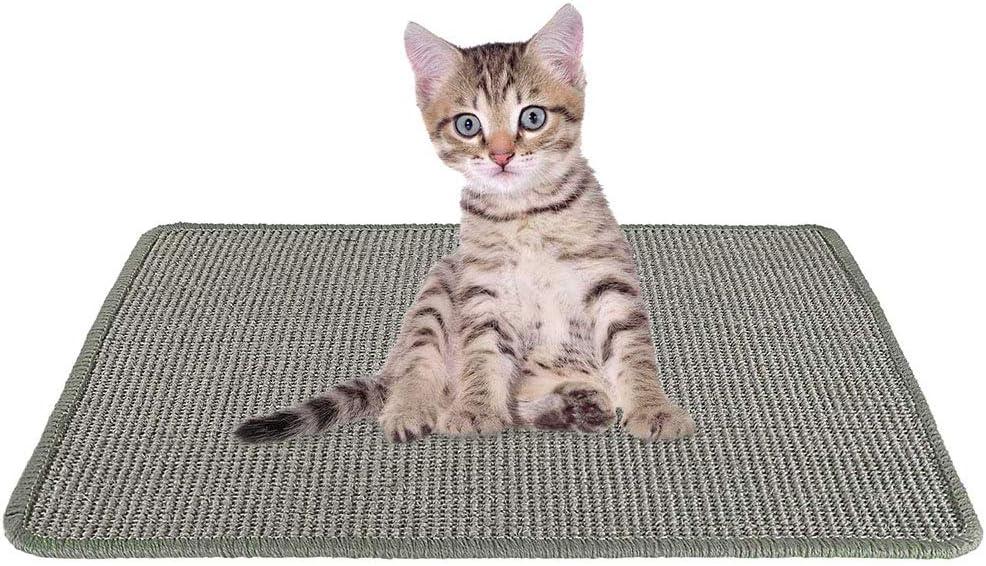 SlowTon Cat Scratcher Mat 15.7