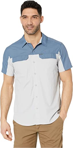 Silver Ridge 2.0 Blocked Short Sleeve Shirt