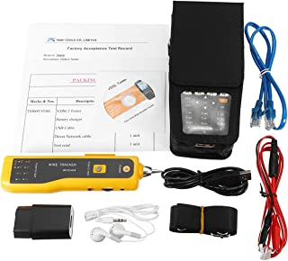HobbyAnt TM-600 All-in-one VDSL VDSL2 Tester TDR/ADSL/VDSL/OPM/VFL Function Tone Tracker Capacitor