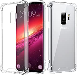 CELLBELL AntiShock Back Case Cover for Galaxy S9 Plus