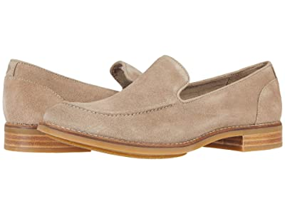 Sperry Fairpoint Loafer Suede (Grey) Women