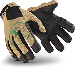 HexArmor ThornArmor 3092 Heavy Duty Outdoor Landscaping Work Gloves with Puncture Protection, Large