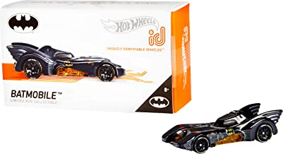 Hot Wheels id 1989 Batmobile {Batman}, Multi