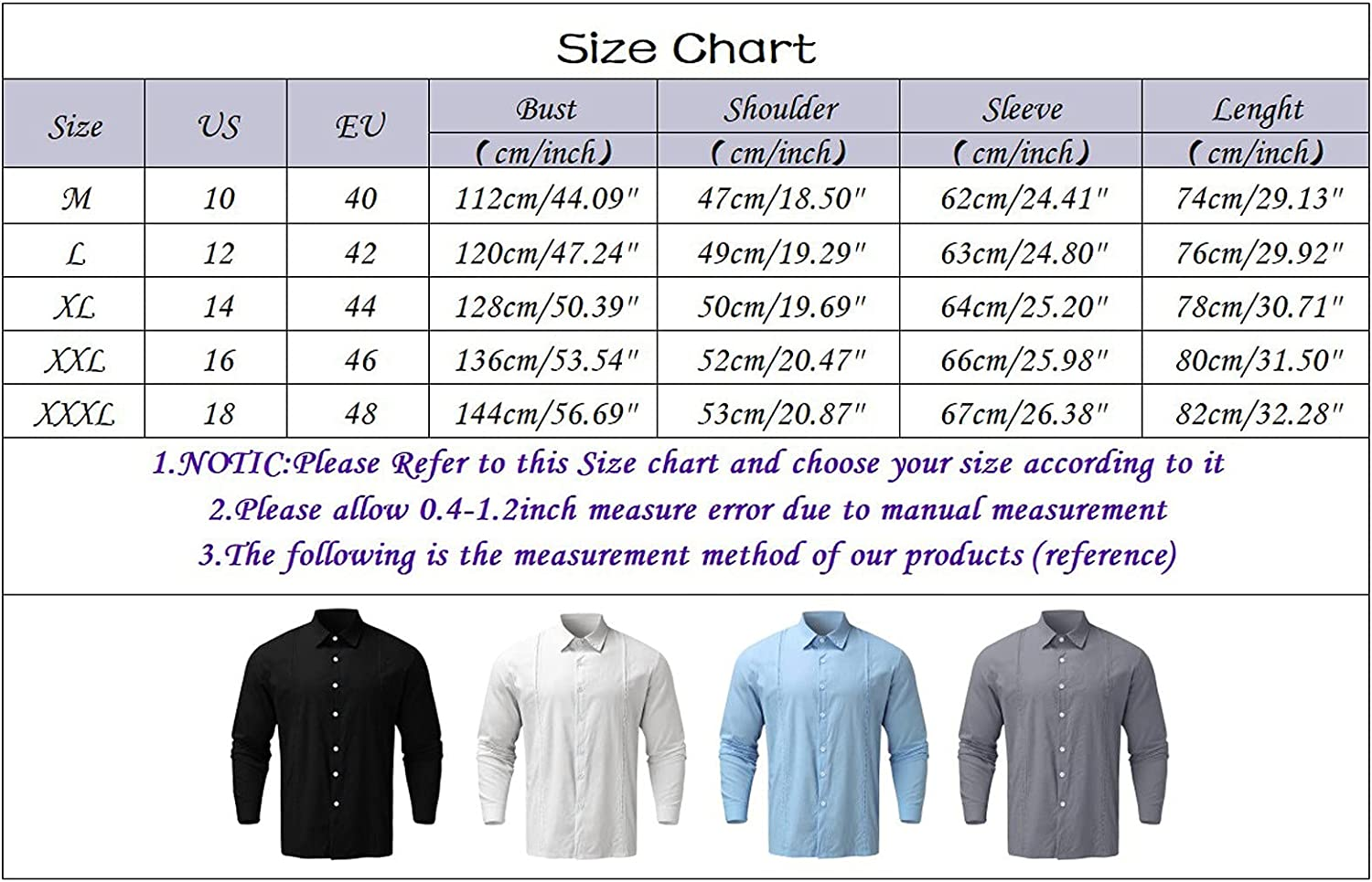 XXBR Men's Cotton Linen Shirts Long Sleeve Fall Button Down Turn-down Shirt Relaxed-Fit Solid Color Casual Beach Tops