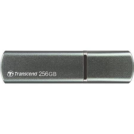Transcend 高速・高耐久USBメモリ 256GB USB 3.1 (最大転送速度420MB/s) PS4動作確認済 TS256GJF910