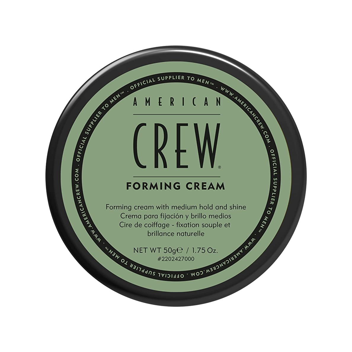 重大転用ポスト印象派by American Crew FORMING CREAM 1.75 OZ by AMERICAN CREW