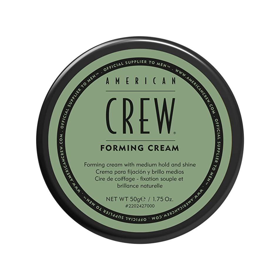 慢なそこ背骨by American Crew FORMING CREAM 1.75 OZ by AMERICAN CREW