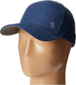 Original Penguin - Linen Baseball Cap