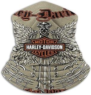 Custom made Harley Davidson - Braga de microfibra para el cuello para hombre y mujer