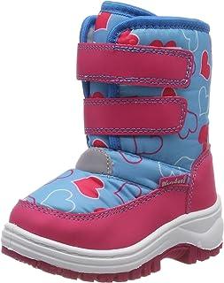 Playshoes Zapatos de Invierno Corazón, Botas de Nieve Unisex niños
