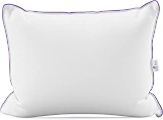 The Duchess - Queen Anne Pillow's Luxury French Feather & Goose Down Blend – Hotel Pillow Collection – USA Made (King Size, Soft Fill)