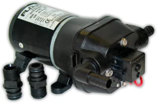 Flojet Quad DC Water System Pump,  Bypass Included
