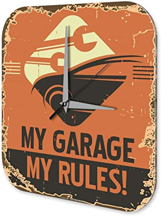 MI RINCON Plaque en m/étal Vintage Motif York New York pour d/écorer La Mur du Domicile Garage Tente Bar Pub