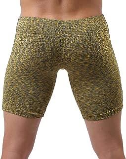 FSSE Men's Cotton Stretch Cozy Underwear Boxer Brief