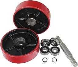 Eoslift SW-1 | Replacement Pallet Jack Steering Wheel Set | 7