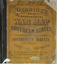 Map found with John Wilkes Booth in his escape attempt Poster Print (24 x 36)