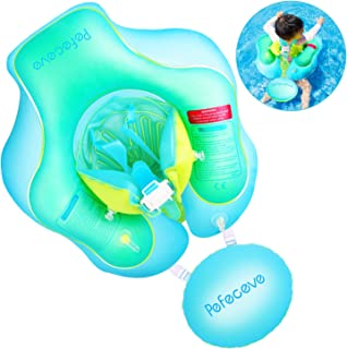PEFECEVE Baby Inflatable Swimming Pool Float – 2019 Upgrade Safety Approved..