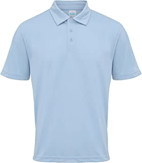 Mens Plain Sports Polo Shirt