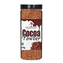 Nature Purify : Cocoa Powder For Cake Making Dark (Natural,Unsweetened,Vegan & Gluten Free) 150gm