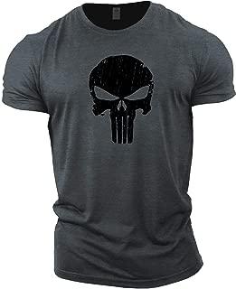 Punshier Punisher Youth Homme Top Cadeau à Capuche Robe Marvel Comics Bodybuilding