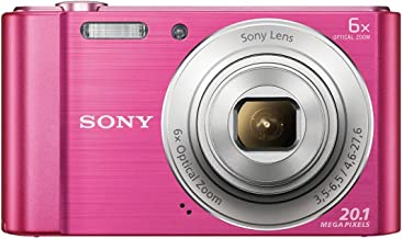 Sony DSC-W810 - Cámara compacta de 20.1 Mp (pantalla de 2.7