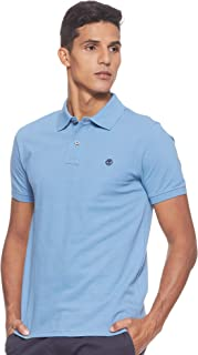 Timberland Mens Slim Millers Rvr Ss Polo
