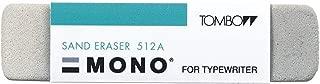 Tombow MONO Sand Eraser (57304), Grey, 1 Pack