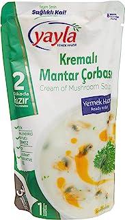 250 Gr Yayla Kremalı Mantar Çorbası