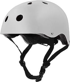 Tourdarson Skateboard کلاه ایمنی تخصصی محافظت شده برای ورزش های دوچرخه سواری اسکیت بورد غلتکی اسکیت بازی غلتکی اسکیت بصورت آنلاین