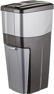 Bama 40201 trypla Cubo de la Basura, Gris, 31x75x42 cm