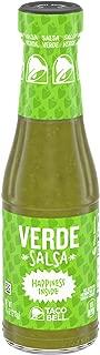 Taco Bell Salsa Verde Bottle (7.5 oz Bottle), Pack of 12