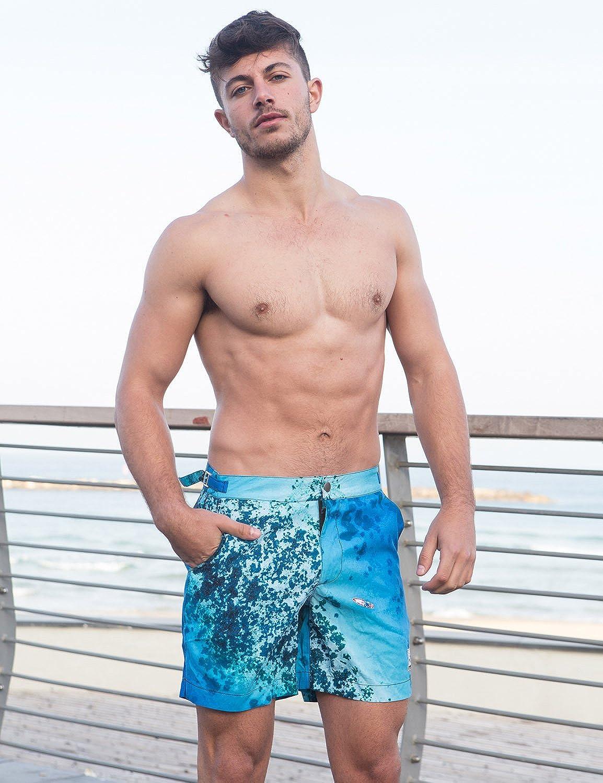 Taddlee Sexy Men's Swimwear Swimsuits Plus Big Size XXL Beach Long Board Shorts