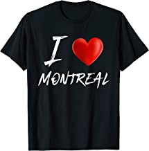 Best i love montreal t shirt Reviews