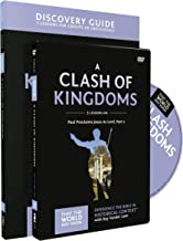 A Clash of Kingdoms Discovery Guide with DVD: Paul Proclaims Jesus As Lord – Part 1 (That the World May Know)
